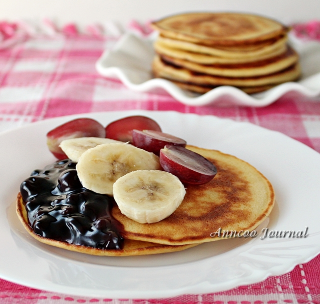 Pancake batter without milk easy katherine ready made pancakes ccuart Choice Image