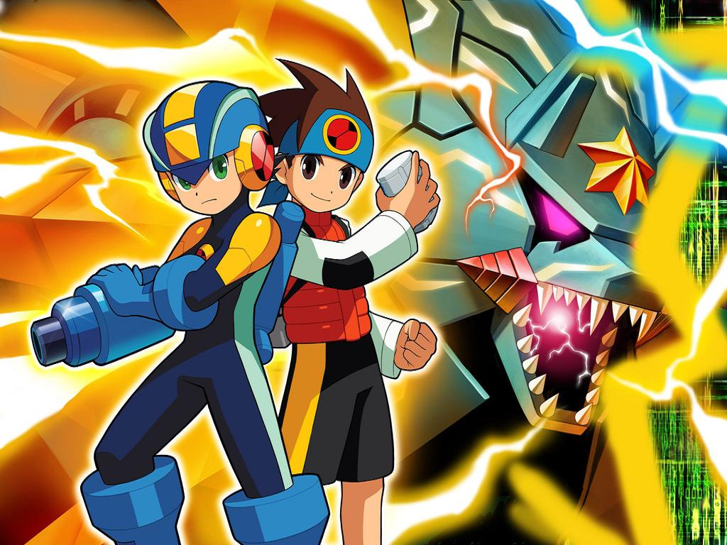 Megaman HD & Widescreen Wallpaper 0.225223679945972