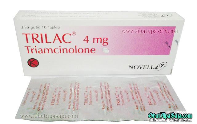 Dosis dan Harga Trilac Tablet