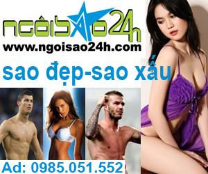 Liên hệ Quảng cáo: 0985 051 552 - ngoisao24h.com