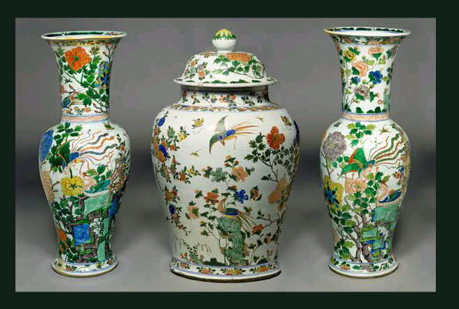 Damaged Chinese Vases Still Very Valuable Its A World Wide Market