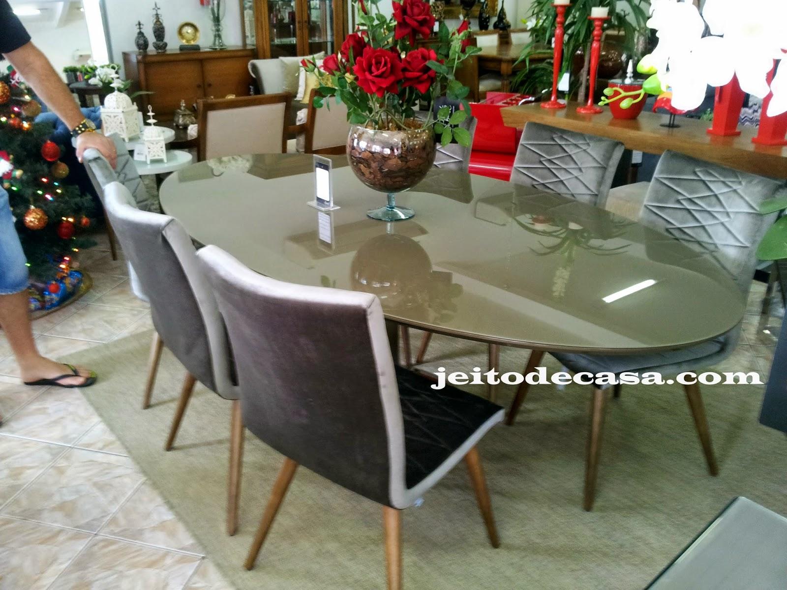 Mesas de jantar modelos que vi por aqui! Jeito de Casa Blog de  #B01B1F 1600x1200
