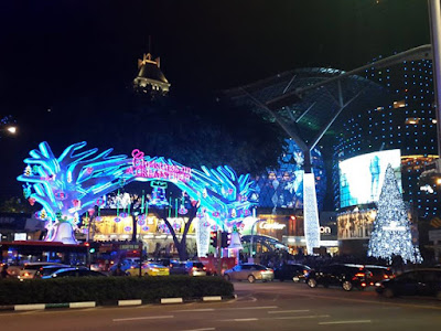 It's Beginning to Look Alot Like Christmas in Singapore