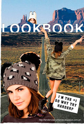 Ropa 47 Street invierno 2013 Lookbook