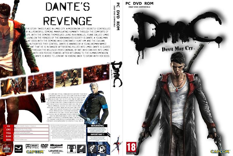 Capa Devil May Cry PC