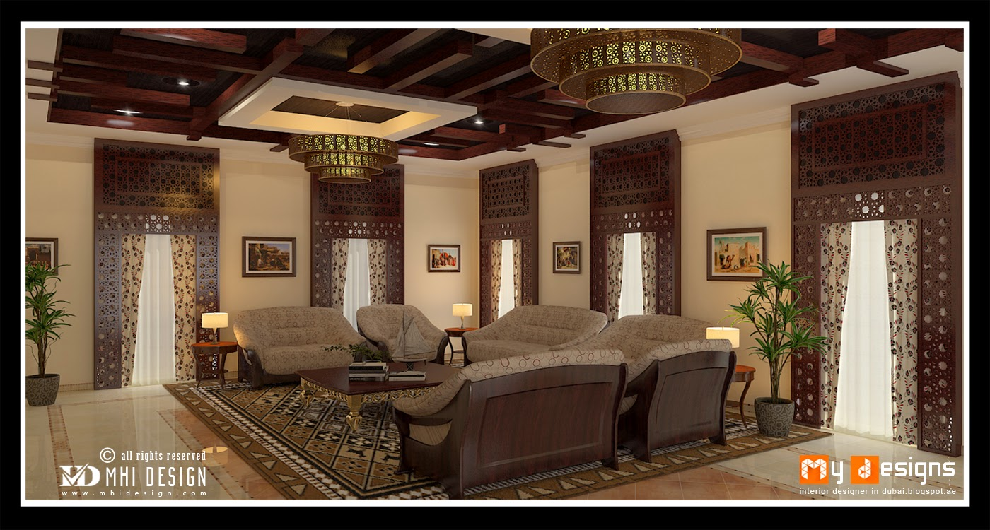 Dubai Modern And Beautiful Homes Villa Interior Designs Collections