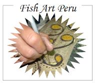La piel de pescado convertida en arte