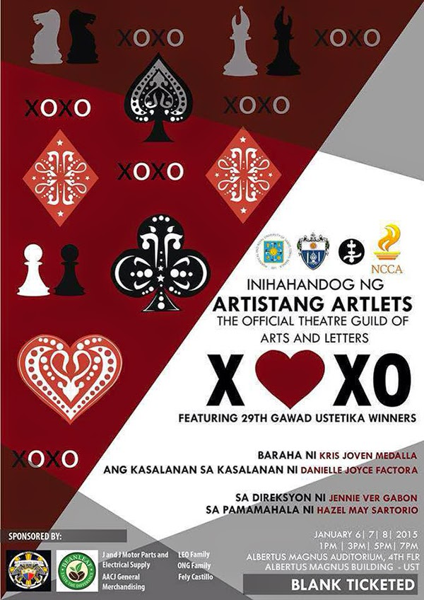 ust theater guild