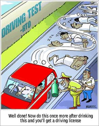 Can D Licence Drive  Car