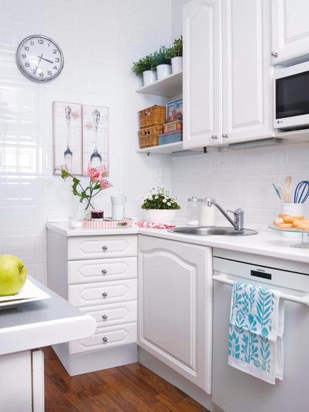 Blog achados de decora o casa decorada simples - Casa diez cocinas ...