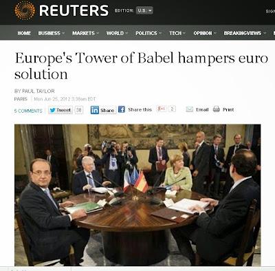 Το κρυφό μήνυμα του κτιρίου του Ευρωπαϊκού Κοινοβουλίου