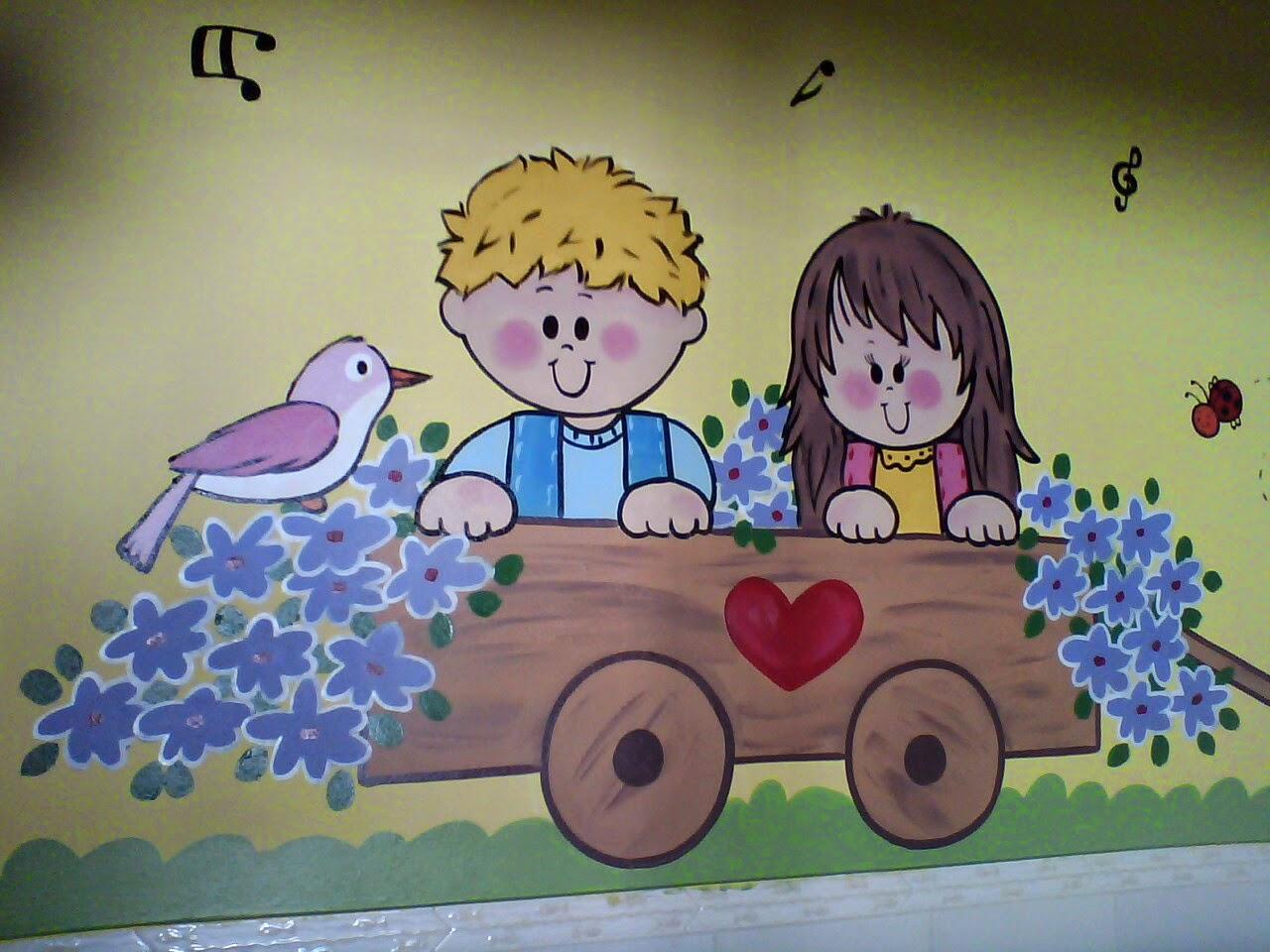 1000 ideas about papel de parede grafite on pinterest - Papel de pared infantil ...