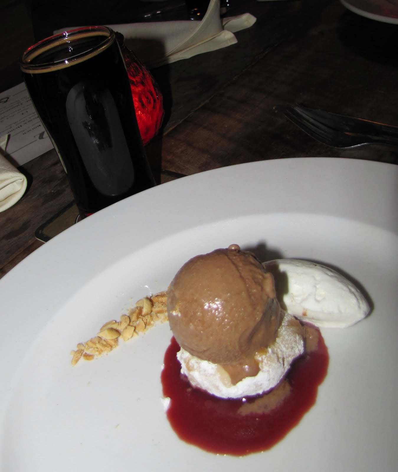 the potable curmudgeon enthused recap c2 beer dinner at the