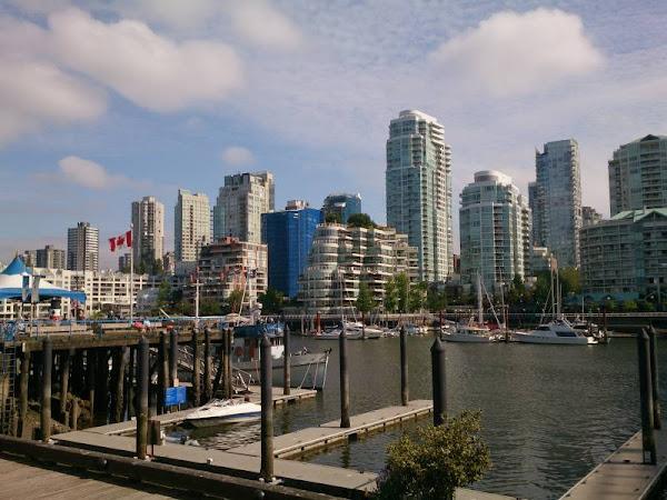 Road Trip au Canada : Vancouver, les Rocheuses, Seattle 1/2