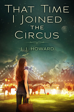 That Time I Joined the Circus book cover