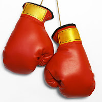 girl fight, boxing gloves, fighting