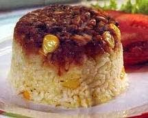 Resep Nasi Tim Ayam Kacang Merah