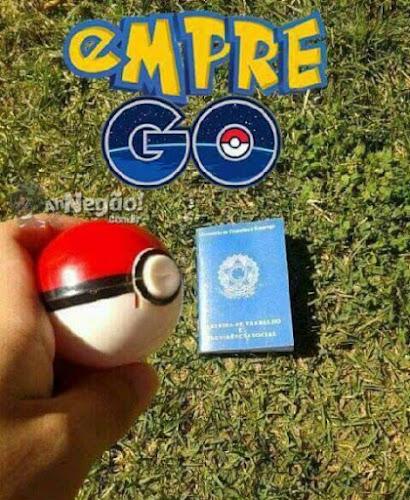 5 dicas de como usar o Pokémon Go como inspiração na busca por emprego na crise!!