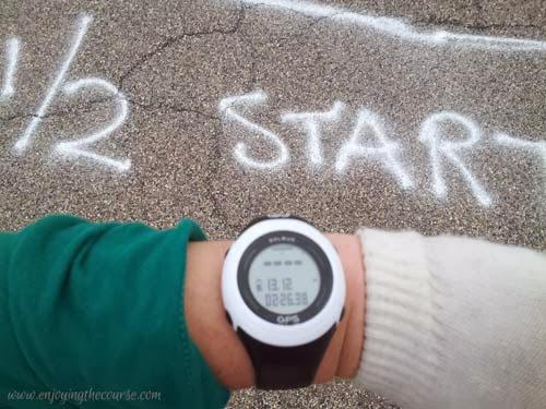 Tri-States Marathon | Half Marathon Start Line
