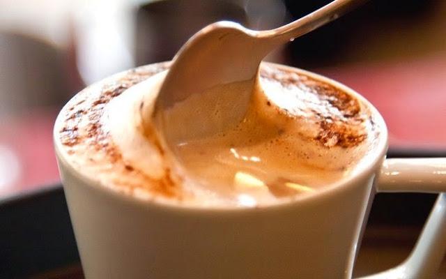 Café cremoso | Gordice da semana
