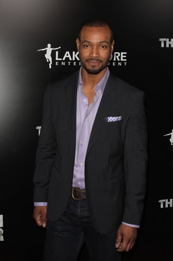 Isaiah Mustafa - Images Colection