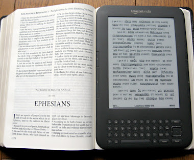 Daily Office on Kindle &amp; Nook