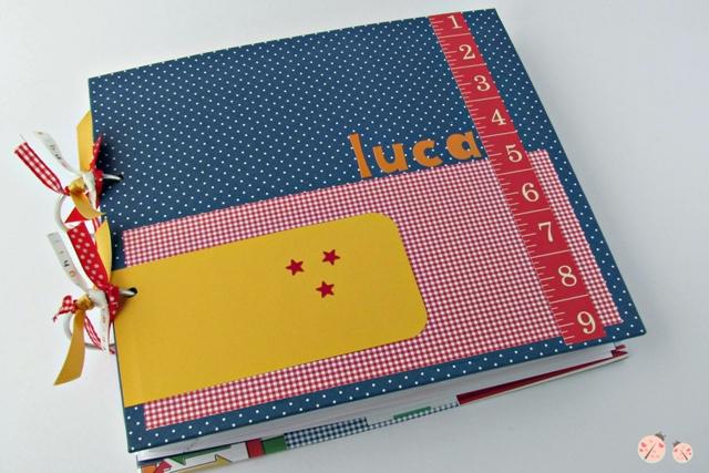 Clube da joaninha lbum personalizado formatura abc - Album de fotos personalizado ...