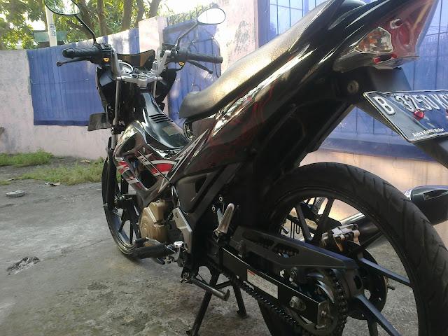 Satria 150 FU murah mulus
