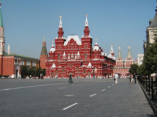 Red Square Moscow Amazing
