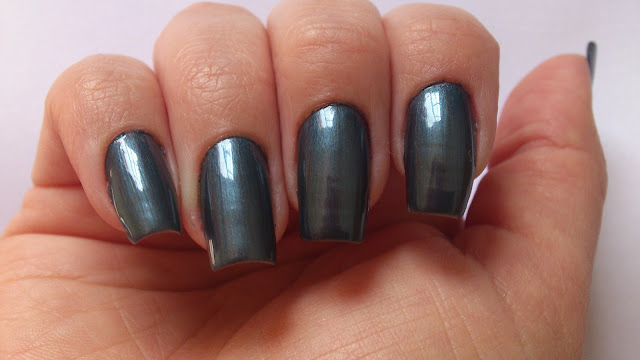Esmalte Ludurana Color Block Black
