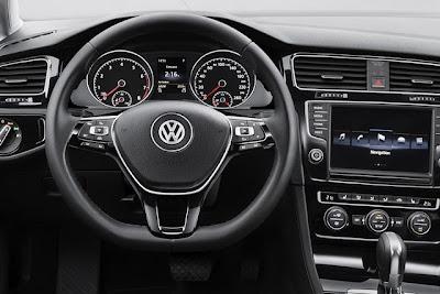Novo VW Golf 2013 de sétima geração