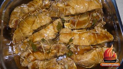 Sprawdzona marynata do żeberek wieprzowych grillowanych marynaty do dań grillowych