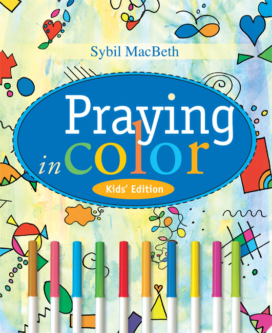 My Scrappy Life: Praying In Color