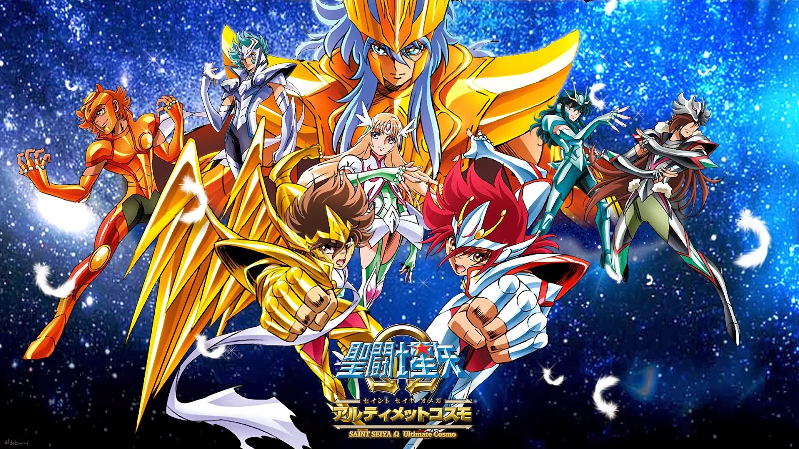 saint seiya omega anime final en marzo