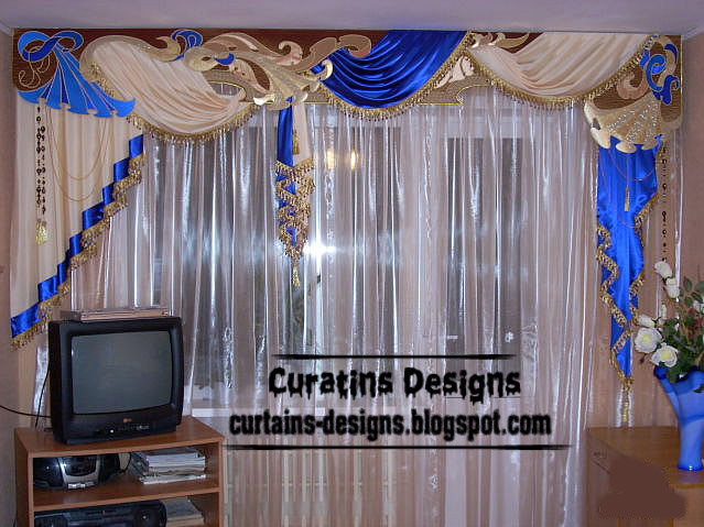 Curtain designs for Different bedroom styles
