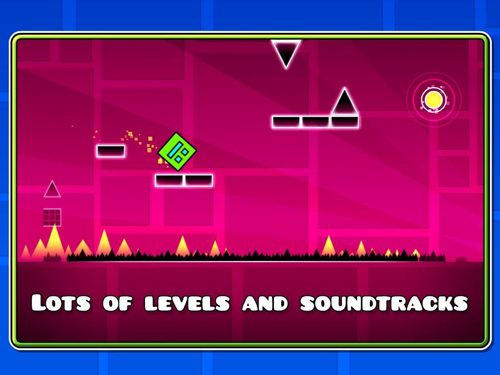 Geometry Dash v2.00 Apk