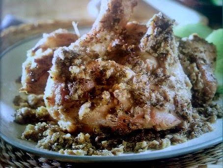 Resep Ayam Bakar Lado Hijau