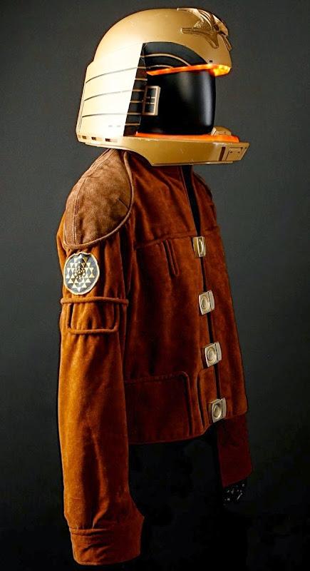 Battlestar Galactica Colonial Viper Pilot costume