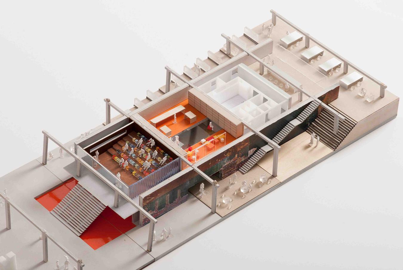 a f a s i a oma form bureau. Black Bedroom Furniture Sets. Home Design Ideas