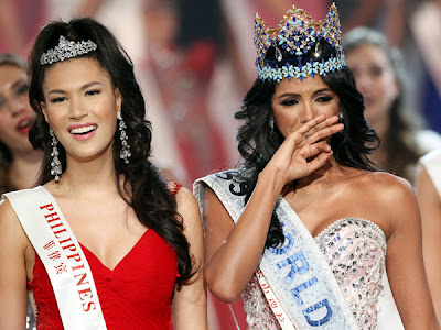 Miss World 2011 Winners