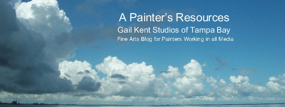 A Painter's Resources