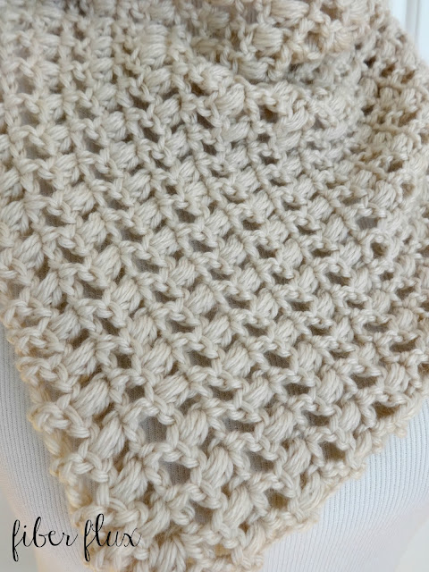 French Crochet Patterns : Fiber Flux: Free Crochet Pattern...French Vanilla Button Cowl!