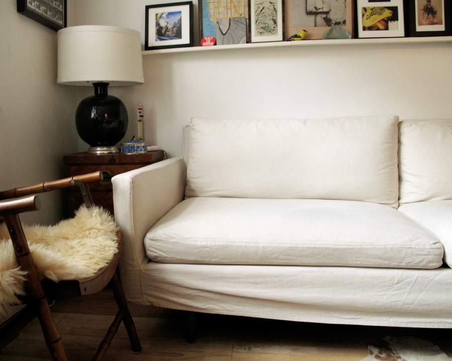 cotton sofa natural dp amazon slipcovers fit sure com x slipcover duck