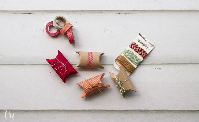Cajita de regalo reciclada - La cajita manualidades ...