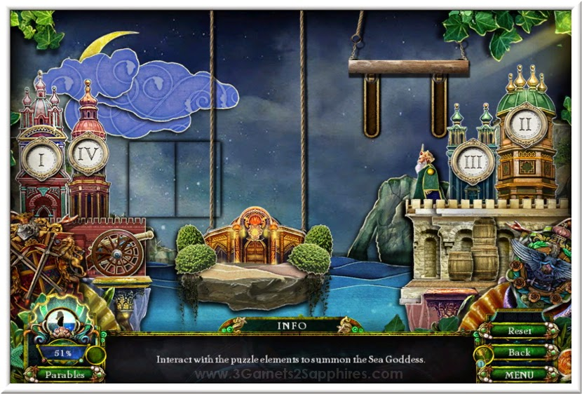 Dark Parables: The Little Mermaid and the Purple Tide Collector's Edition #BigFishGames