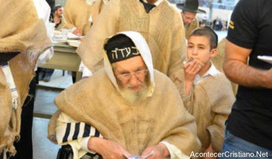 Rabino Amram Vaknin advierte guerra en Israel