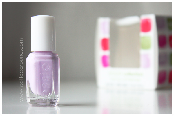 Essie Spring 2012 to buy or not to buy lilac nail polish