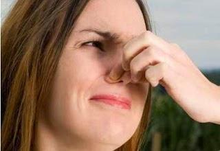 Tips mencegah bau badan