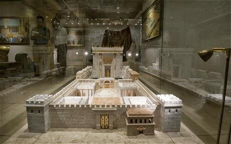 projeto do terceiro templo em israel