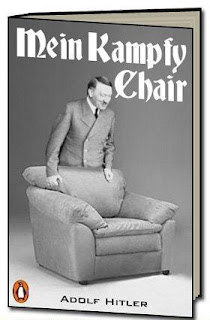 hitler mein kampfy chair